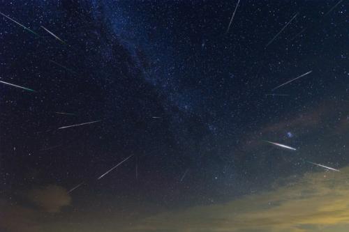 Perseïden Meteorenregen