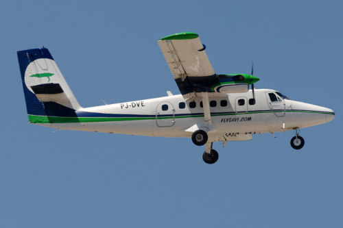 Twin Otter Divi Fly