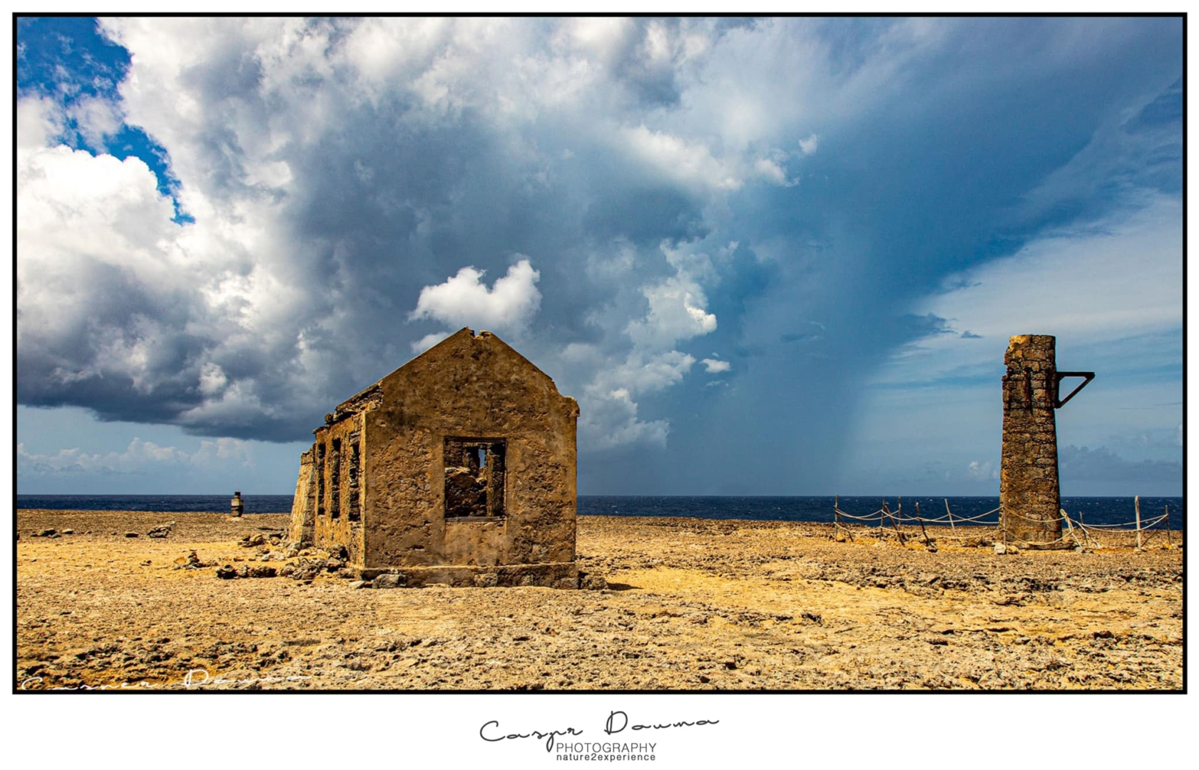 Casper Douma - Malmok Bonaire