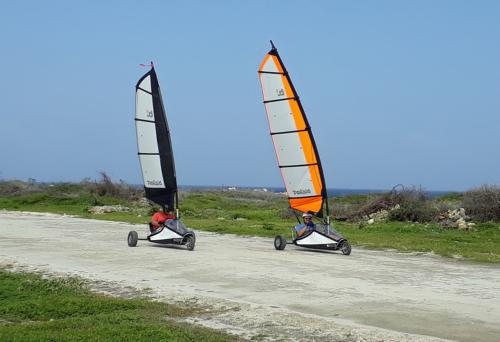 Bonaire Landsailing