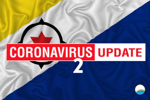 Cronavirus Update Bonaire 2