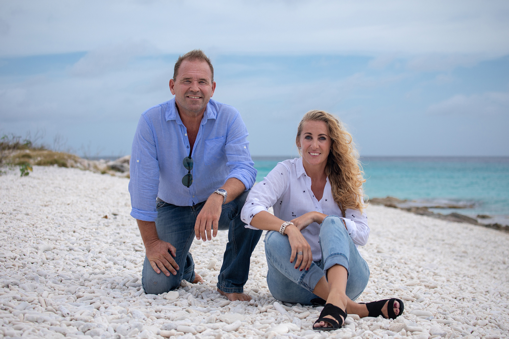 Debby and Ron - Sunwise Bonaire