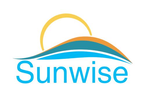 Oude logo Sunwise