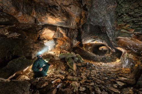 Grotten op Bonaire