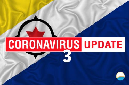 Coronavirus Update Bonaire