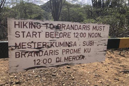 Hiking Brandaris Bonaire