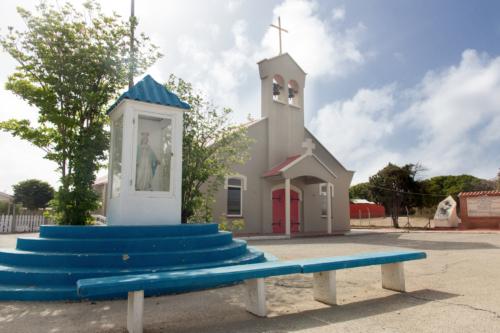 Kerkje in Antriol - Bonaire