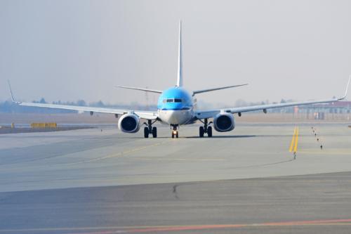 KLM Bonaire corona